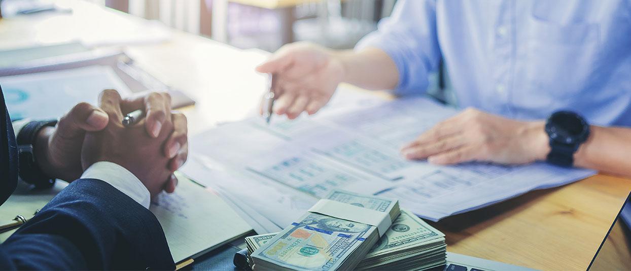 Le credit bancaire du promoteur immobilier